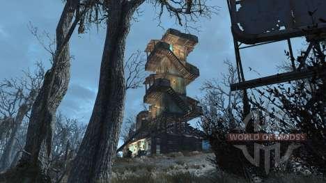 Защищённое поселение - успешное поселение