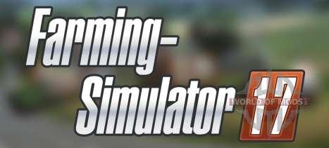 Анонс Farming Simulator 17