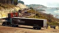 Нам понадобится 4 грузовика, одна легковушка, побережье, блюр и МНОГО контрастности