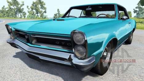 Pontiac Tempest LeMans GTO 1965