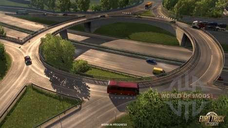 Расширенная дорожная инфраструктура