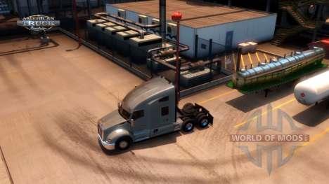 Анонс новой прицепной системы American Truck Simulator