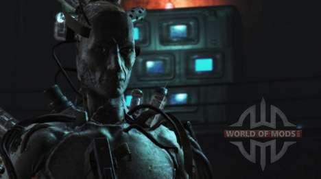 Этот странный синт - один из ключевых персонажей DLC Far Harbor для Fallout 4