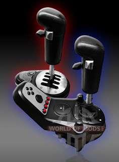 SKRS 18 Speed USB Shift Knob для American Truck Simulator