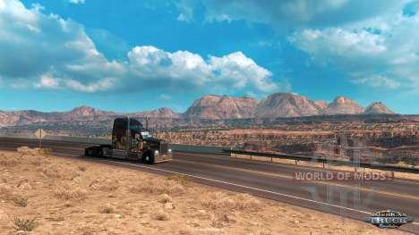 Открытая бета обновления 1.3 для American Truck Simulator