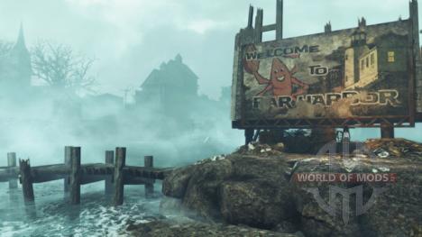 DLC Far Harbor для Fallout 4 уже доступна!