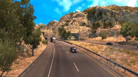 Новое шоссе 101 в American Truck Simulator