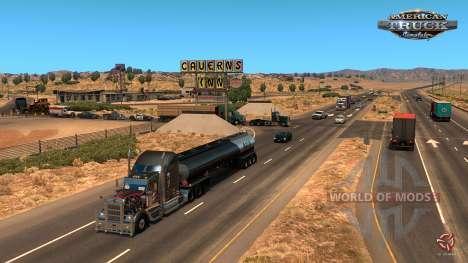 Релиз Аризона DLC для American Truck Simulator
