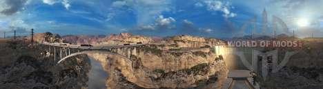 Панорама Колорадо из American Truck Simulator