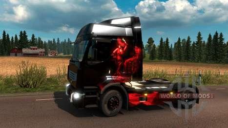 Flamenco для Euro Truck Simulator 2