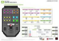 Конфигурация боковой панели для Farming Simulator 2015