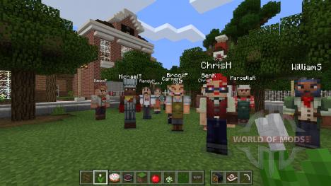 Открытое бета-тестирование Minecraft Education Edition