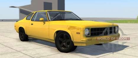Новый вариант Race для Moonhawk из BeamNG Drive