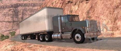 Новый прицеп для T-Series в BeamNG Drive