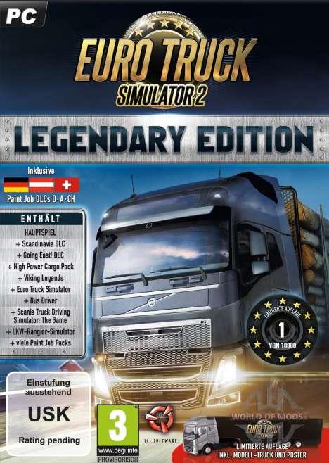 Euro Truck Simulator 2 Legendary Edition