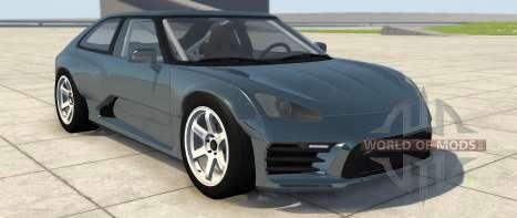 Новый вариант для SBR4 из BeamNG Drive