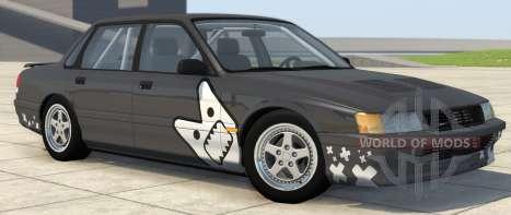 Новый скин Custom для '88 Pessima из BeamNG Drive