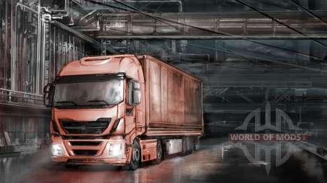Фан-арты Euro Truck Simulator 2