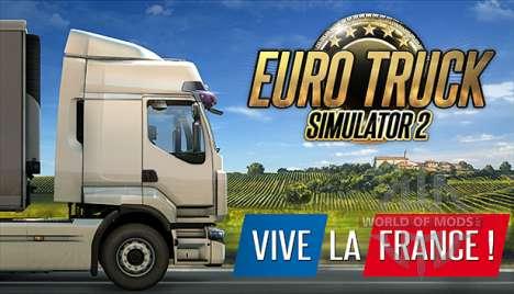 новое DLC для Euro Truck Simulator 2