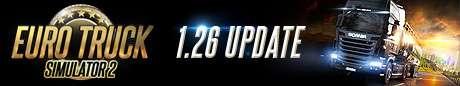 Новое обновление для ETS 2