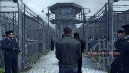 Прохождение тюрьмы в Мафии 2