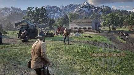 Как вызвать человека на дуэль в Red Dead Redemption 2 и победить
