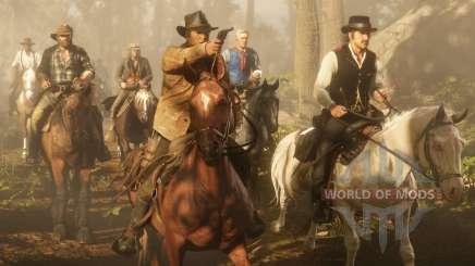Red Dead Redemption 2: испытание всадник