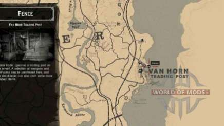 Red Dead Redemption 2: амулет и талисман
