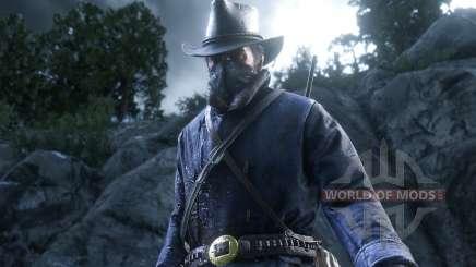Оборотень в Red Dead Redemption 2
