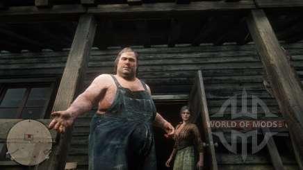 Как набрать вес в Red Dead Redemption 2