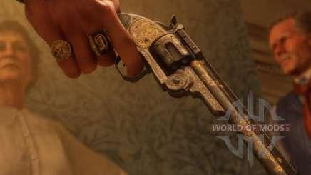 Red Dead Redemption 2: бесплатное оружие