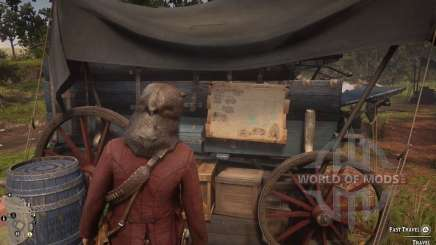 Red Dead Redemption 2: пользование картой