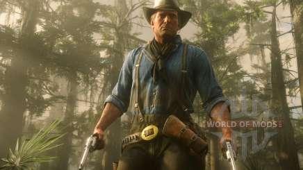 Red Dead Redemption 2: фоторежим на ПК