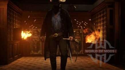 Red Dead Redemption 2: ограбление банка