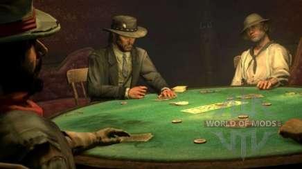 Red Dead Redemption 2: испытание азартные игры