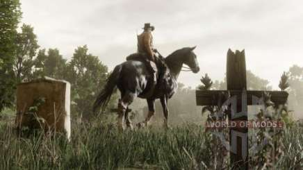Red Dead Redemption 2: смерть Артура