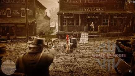 меткий глаз Red Dead Redemption 2