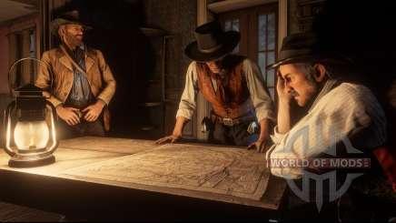время прохождения Red Dead Redemption 2