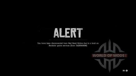 Способы устранения ошибки 0x20010006 в Red Dead Redemption 2