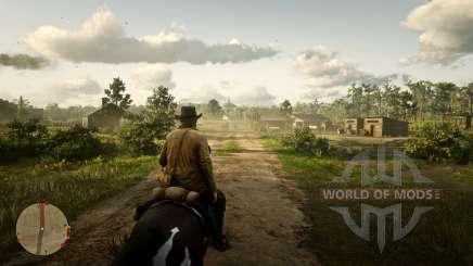 Настройка графики в Red Dead Redemption 2
