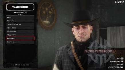 Шляпа Невада