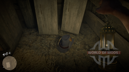 Шляпа гражданской войны