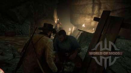 Последняя миссия 5 главы Red Dead Redemption 2 - Это земля Мерфи