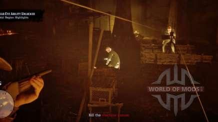 Миссия мимолетная радость в Red Dead Redemption 2