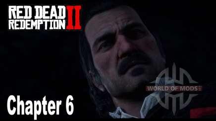Финальная глава Red Dead Redemption 2