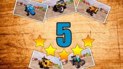 ТОП 5 модов тракторов для FS 2013