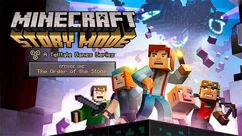 Minecraft Story Mode уже доступен!