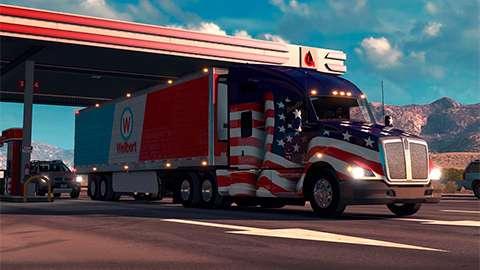 American Truck Simulator: системные требования