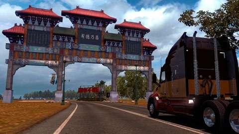 Новые карты для American Truck Simulator