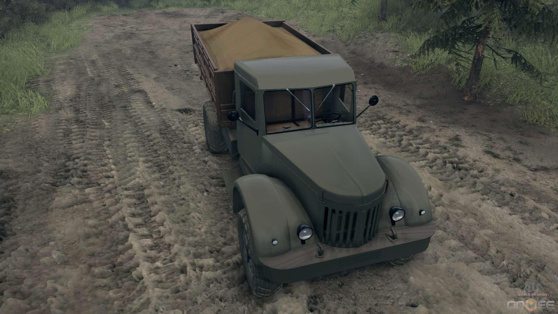 хот-род форд-33 схема машины